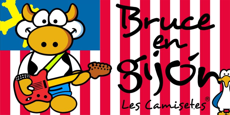 Bruce Springsteen vuelve a Gijón - Les Camisetes
