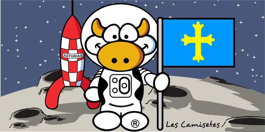 La nochevieja de la vaca de Les Camisetes